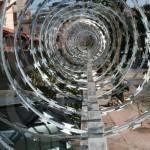 Concertina: aço galvanizado ou galvalume?