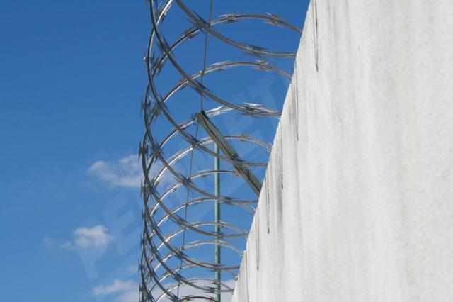 Tipos de cercas de segurança residenciais