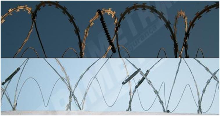 Qual cerca é mais segura: Concertina ou Cerca Elétrica?